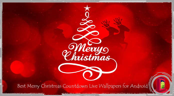 10 best christmas countdown live wallpapers for android