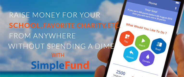 SimpleFund – Fundraising App for Android