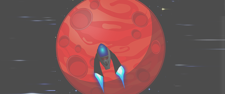 Space In Colors New Arcade Game